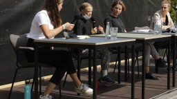 Thunbergová je v Berlíne, Merkelová prijala aktivistov