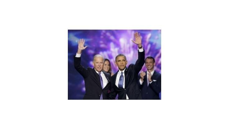 Obama prijal nomináciu demokratov na prezidenta