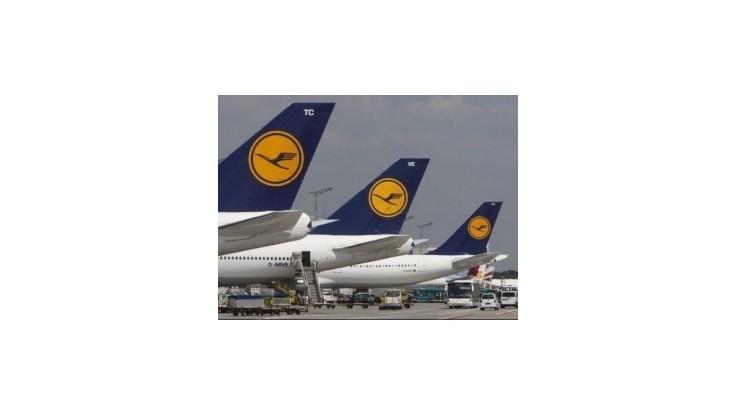 Lufthansa začala celonárodný štrajk