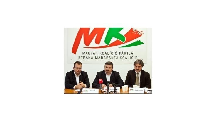 Republiková rada SMK dnes bude hovoriť o novom názve a o Kongrese