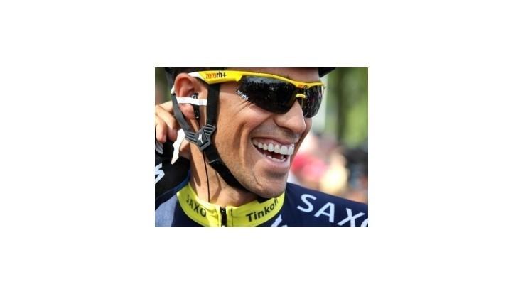 Contador má na dosah triumf na Vuelte
