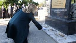 Odkaz minulosti je stále živý. Prezidentka si pripomenula obete holokaustu