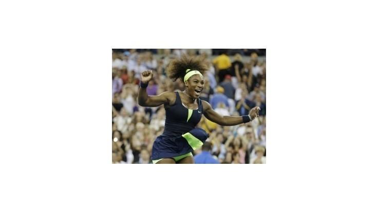 Serena Willliamsová po zisku štvrtého titulu: Som v šoku