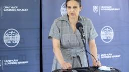 Ministerka reaguje na zatýkanie sudcov: Reforma je potrebná