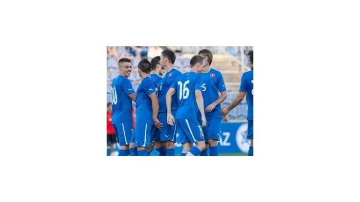 Slovensko - Kazachstan 6:0, dvadsaťjednotka postúpila do baráže