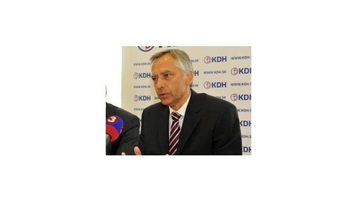 KDH: Smer likviduje istoty, štrajk učiteľov je oprávnený