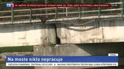 Most sa obnovy nedočká, náhradná trasa však neexistuje