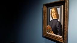 Botticelliho maľbu budú dražiť, môžu ju predať za milióny dolárov