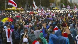Takto vyzeral 50. deň protestov, do ulíc vyšli desaťtisíce ľudí