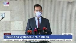 TB J. Šeligu o incidente M. Kotlebu v televíznom štúdiu