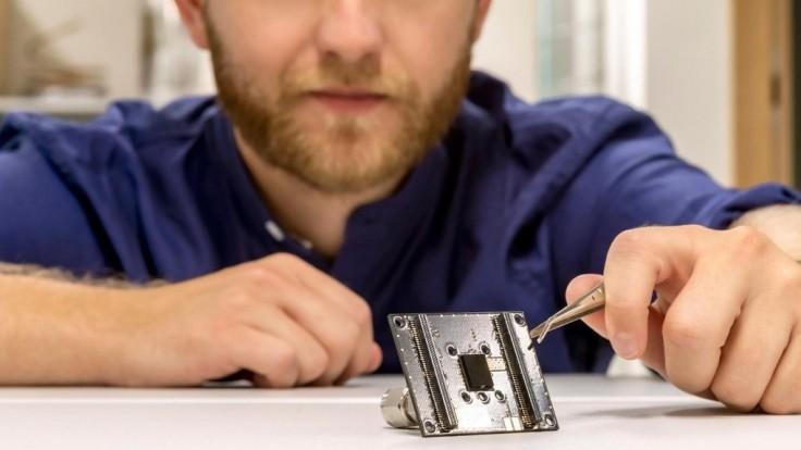 Nový senzor, ktorý deteguje znečistené ovzdušie, sa zmestí do telefónu