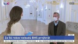Riaditeľ Slovenskej filharmónie M. Lapšanský o Bratislavských hudobných slávnostiach