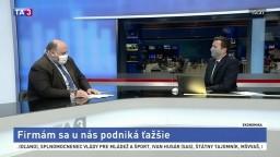 HOSŤ V ŠTÚDIU: P. Serina o podnikaní na Slovensku