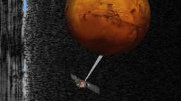Pod pólom Marsu sú jazerá tekutej vody. ESA našla tri ďalšie
