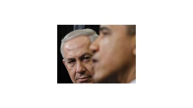 Netanjahu sa chystá na návštevu, Obama na neho nemá čas