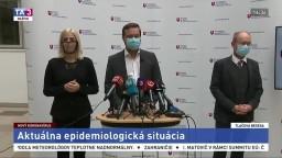 TB M. Krajčího a J. Mikasa o aktuálnej epidemiologickej situácii