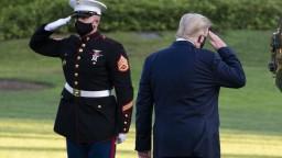 Infikovaný Trump začal brať remdezivir. Prezradil, ako sa cíti