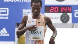 Londýnsky maratón bude bez Etiópčana Bekeleho, poranil si lýtko
