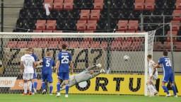 Spartak bol v zápase s Nitrou favoritom, šance však nepremenil