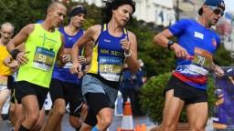 Maratón mieru vyhral po rokoch Slovák, najrýchlejšia žena bola Češka