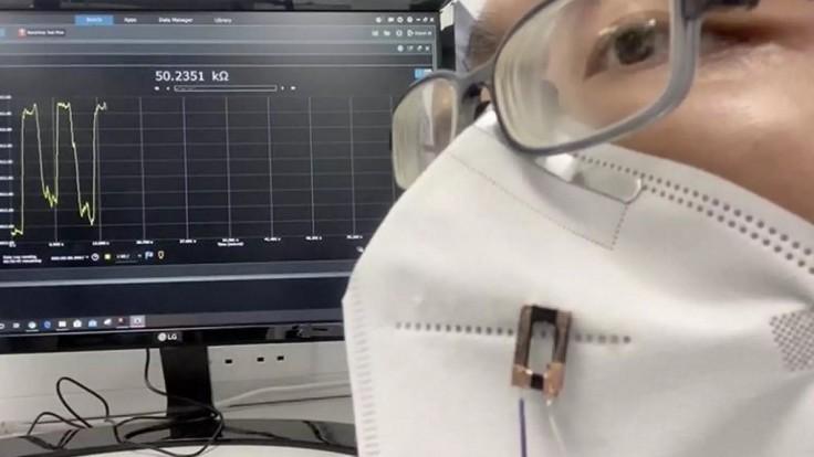 3D tlačené vlákna môžu snímať dych, zvuk a biologické bunky