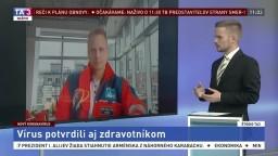 ŠTÚDIO TA3: Šéf AZZS M. Polák o situácii v záchrankách