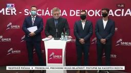 TB predsedu Smeru-SD R. Fica o schôdzi i reformnom pláne
