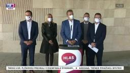 TB predstaviteľov strany Hlas-SD o pláne obnovy