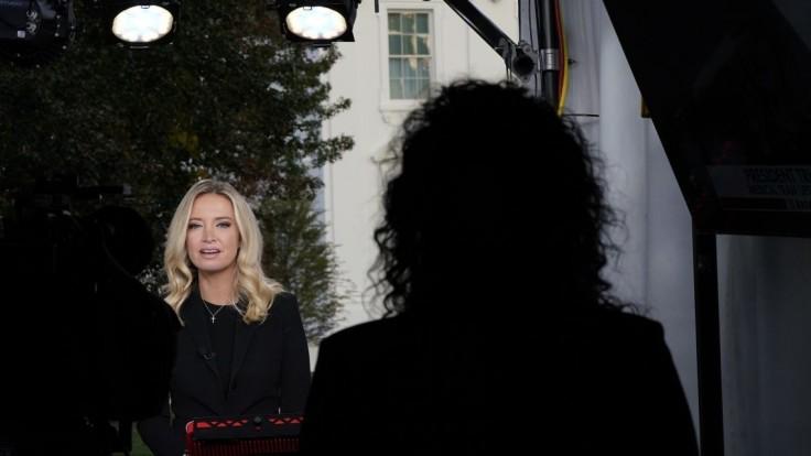 Nakazila sa hovorkyňa Bieleho domu, testovali ju niekoľkokrát
