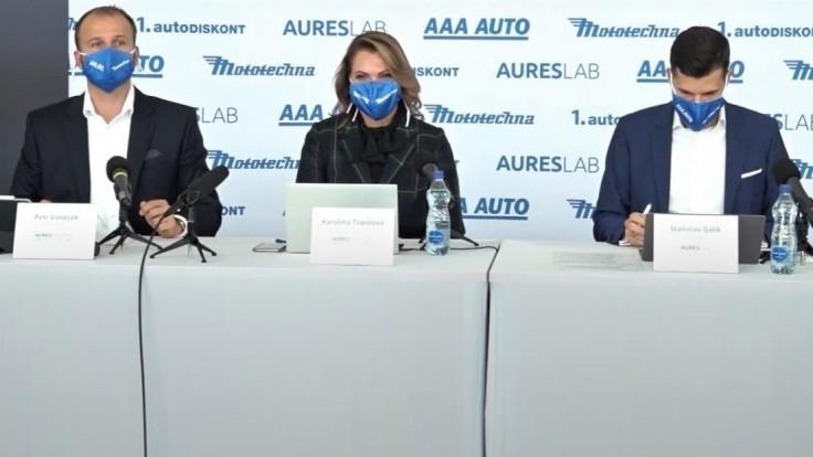 AAA AUTO tento rok, aj v čase pandémie, predá 73 000 vozidiel, bude expandovať a digitalizovať