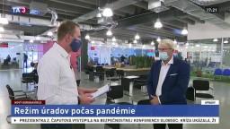 Prednosta B. Borovský o režime úradov počas pandémie