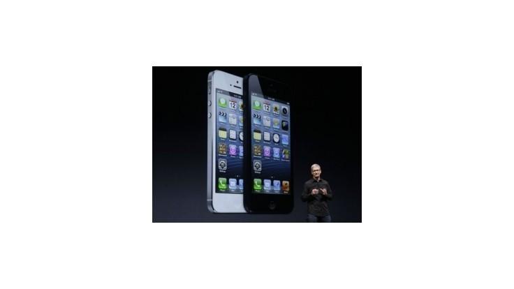 Apple uviedol na trh nový iPhone 5