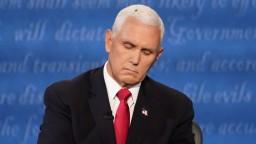 Hitom webu je mucha, ktorá sedela na viceprezidentovi USA