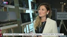 Ukrajinská diplomatka E. Japarovová o situácii ohľadom Krymu