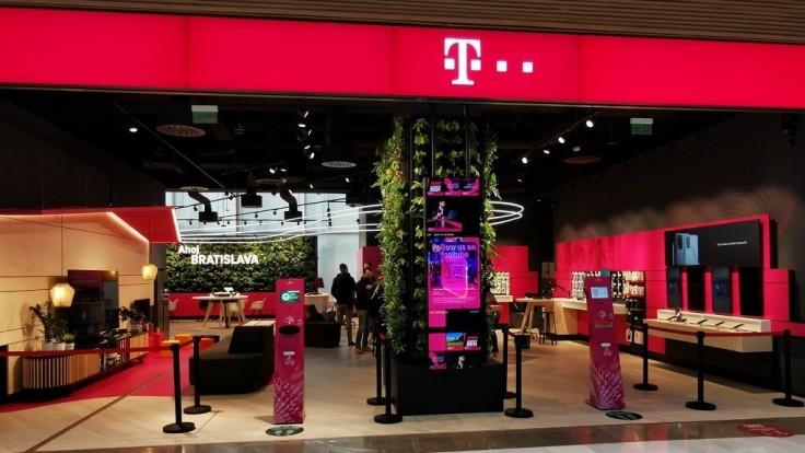 Telekom inovuje svoje predajne, budú zelenšie a viac digitálne