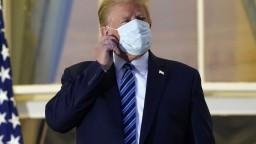 Trump nevie, kde sa nakazil. Neberiem už žiadne lieky, vyhlásil
