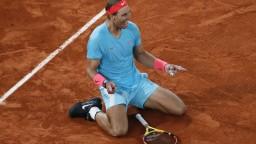 Vyrovnal rekord, súperovi uštedril kanára. Nadal vyhral Roland Garros
