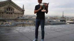 Nadal je antukový kráľ, na Roland Garros zdolal Djokoviča