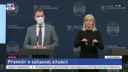 TB predsedu vlády I. Matoviča o výrokoch R. Sulíka