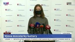 TB ministerky kultúry N. Milanovej o formulári pre kultúrny priemysel