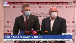 TB predsedu strany Smer-SD R. Fica o zavádzaní nových protipandemických opatrení