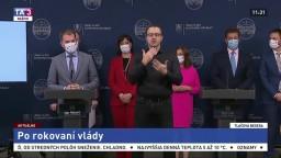 TB I. Matoviča a predstaviteľov jeho vlády o Prvej pomoci+