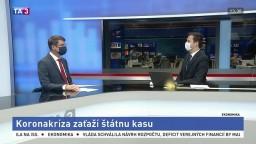 HOSŤ V ŠTÚDIU: Analytik J. Valachy o hospodárení štátu v kríze