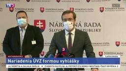 TB M. Krajčího a J. Mikasa o tom, ako budú fungovať hygienici