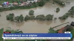 Redaktor TA3 J. Slivenský o povodniach na Spiši