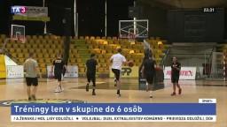 Športovci si musia osvojiť nové opatrenia, menia sa aj tréningy
