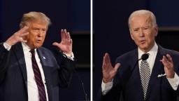 Trump a Biden sa ostro kritizovali, každý však mal vlastnú debatu