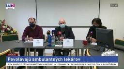 TB Slovenskej lekárskej komory o povolávaní ambulantných lekárov