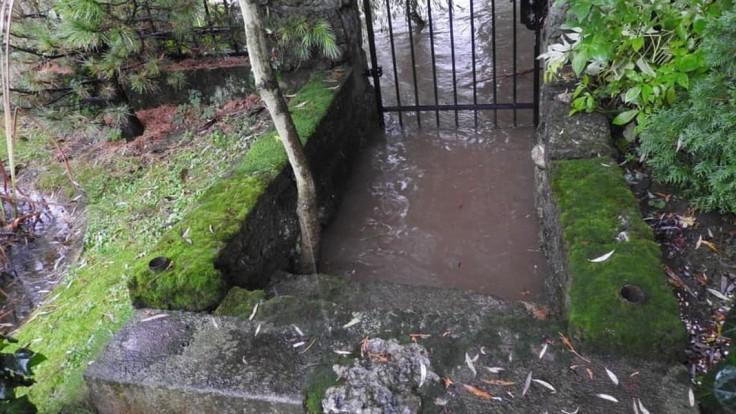 V Nových Zámkoch vyhlásili pre povodne mimoriadnu situáciu