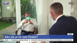 Biochemik J. Konvalinka o tom, ako prebieha pandémia v Česku
